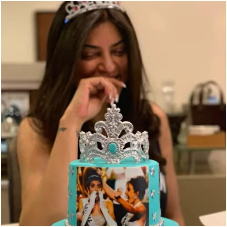 Sushmita Sen marks 26 years of Miss Universe win with video of unforgettable moments ft Renee, Alisah & Rohman