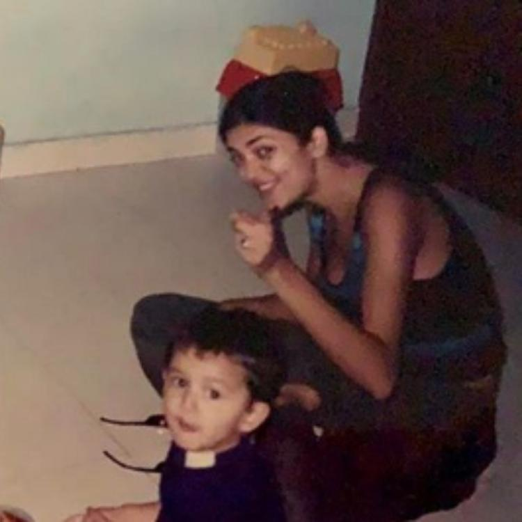 Sushmita Sen recalls the good old times as she shares a throwback PHOTO with her daughter Renee
