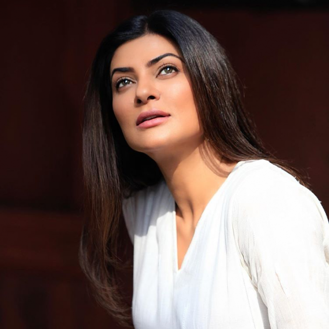 Sushmita Sen says opening about mental health is very important