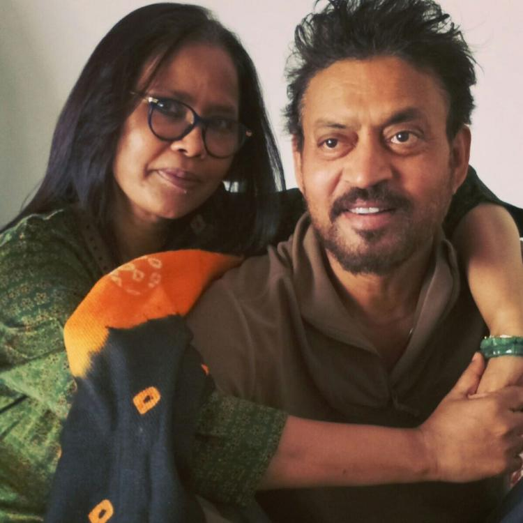 Sutapa Sikdar gets emotional as she remembers Irrfan while saying bye to 2020: No idea how to welcome 2021