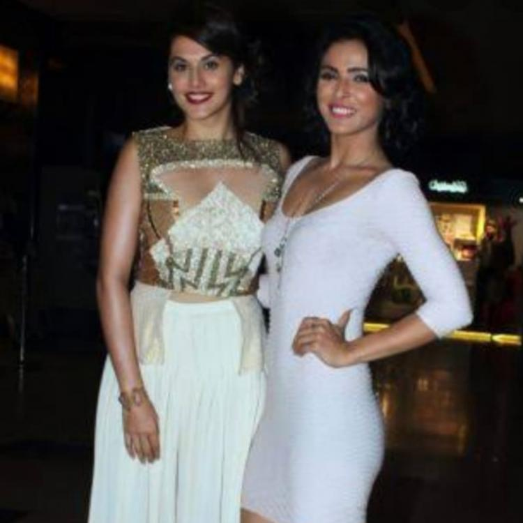 Nach Baliye 9: Baby film actors Taapsee Pannu and Madhurima Tuli reunite on the sets after 4 years