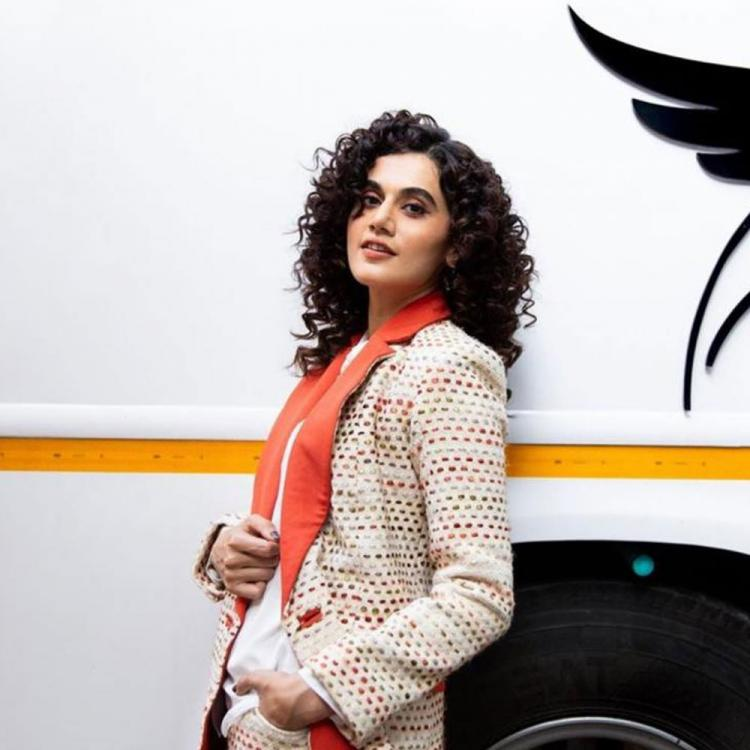 Taapsee Pannu on nepotism debate: Not just Kangana Ranaut, everyone is getting their personal vendetta sorted