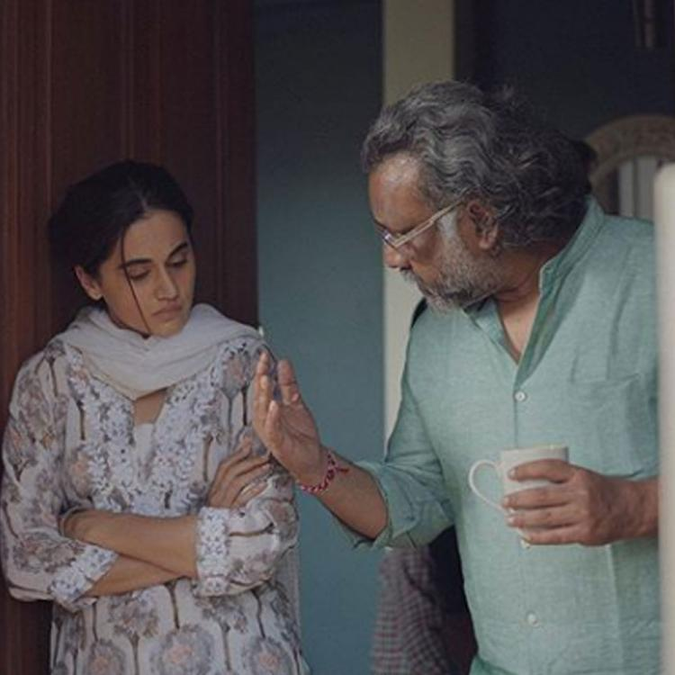 Taapsee Pannu wraps up the shoot of Anubhav Sinha's Thappad with an overwhelming message; See Post