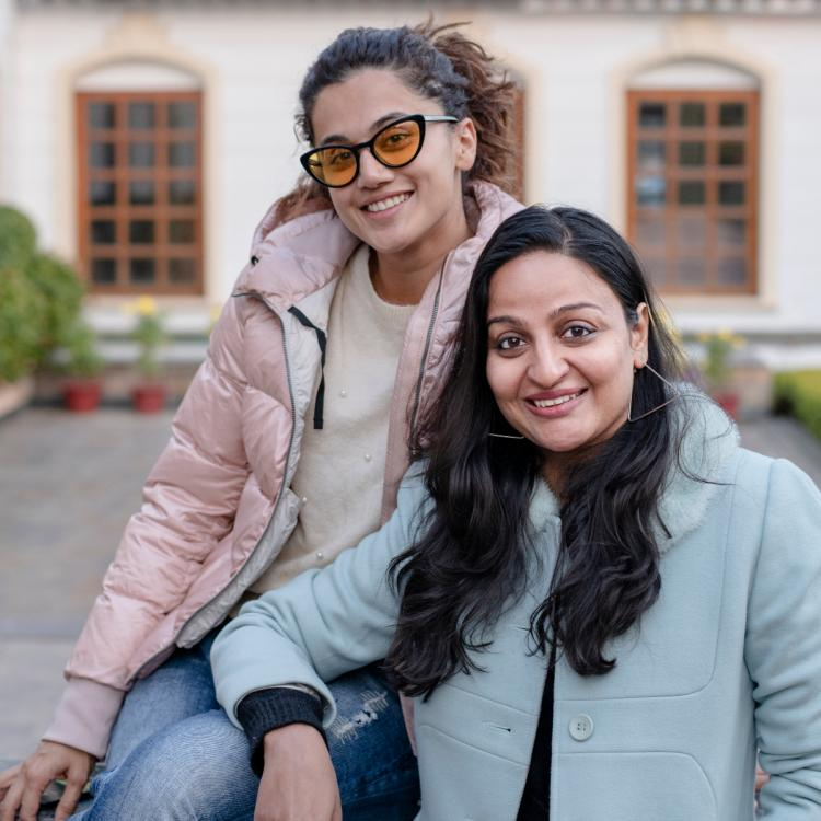 EXCLUSIVE: Celeb nutritionist Munmun Ganeriwal on helping Taapsee Pannu get an athletic body for Rashmi Rocket