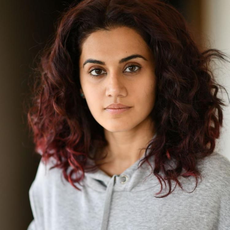 Taapsee Pannu defends Anurag Kashyap amidst #MeToo allegations.