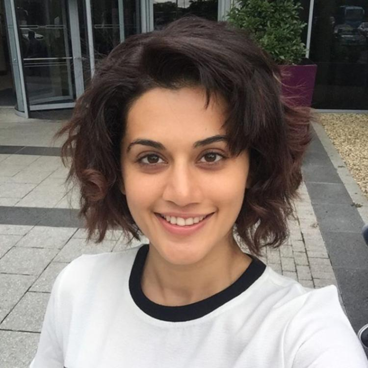 Taapsee Pannu advises Richa Chadha on her case against Payal Ghosh