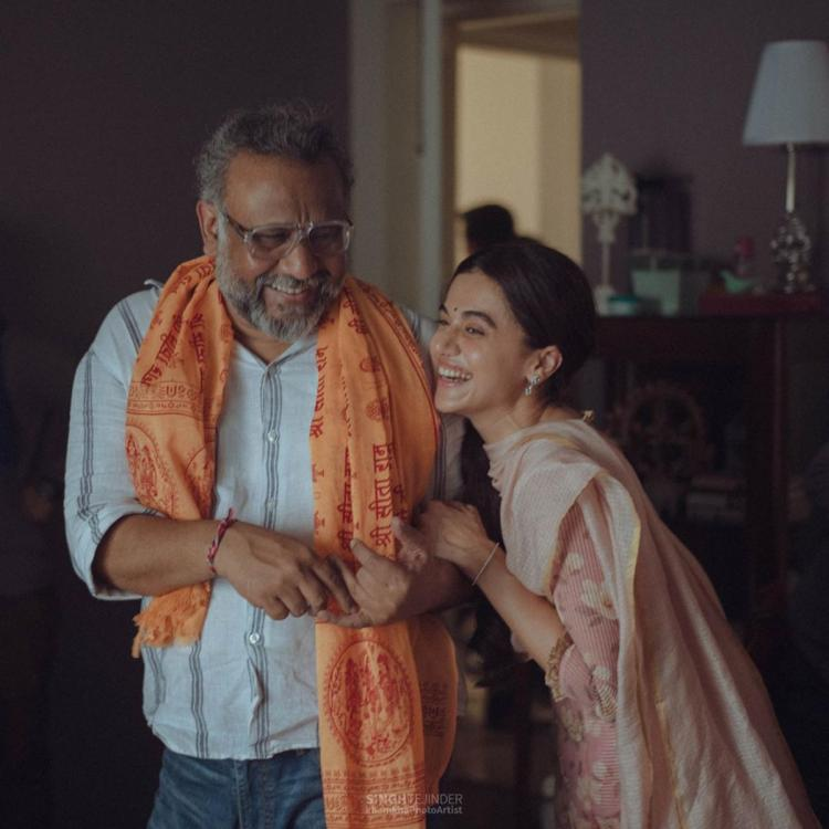 Taapsee Pannu pens a heartfelt note for Thappad director Anubhav Sinha; Hints about her autobiography
