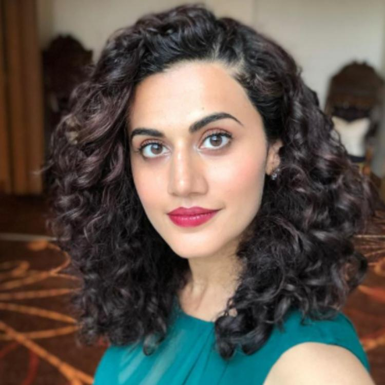 Taapsee Pannu reacts to Rhea Chakraborty's arrest; Asks whether Sushant would have been arrested too