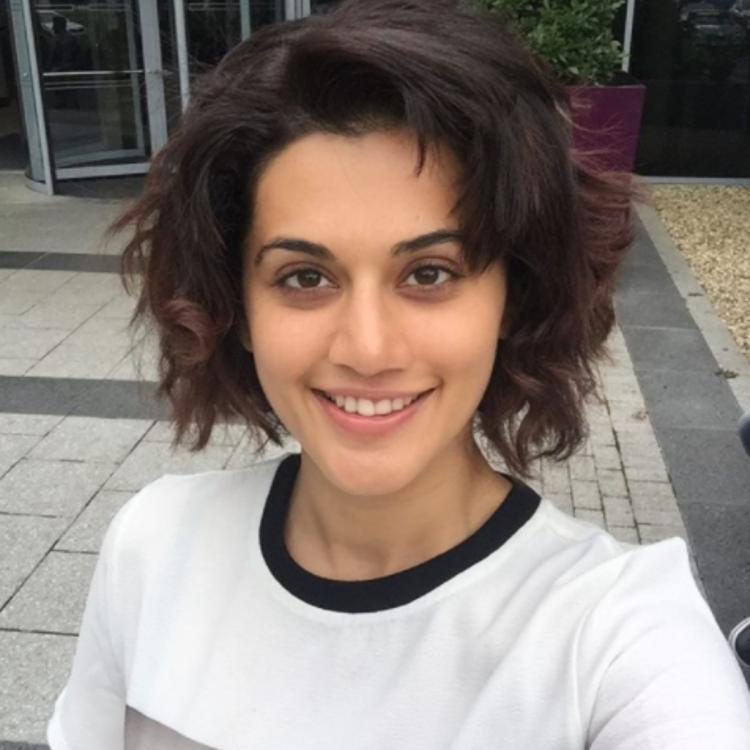 Taapsee Pannu says the film industry lacks unity