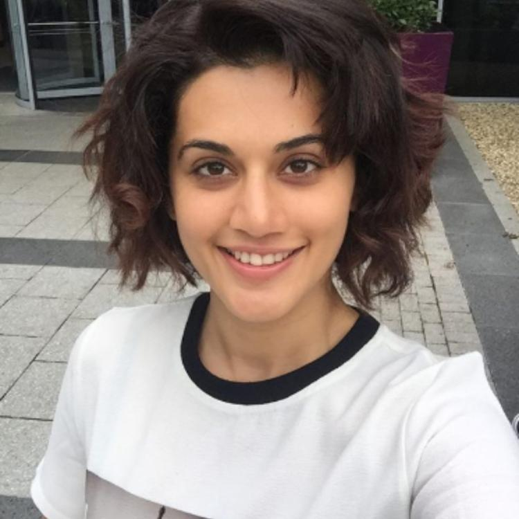 Taapsee Pannu reveals she has lost some films owing to nepotism; Questions public's stance in the matter