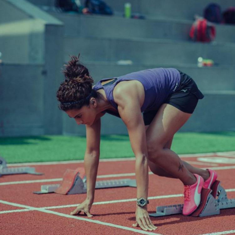 Taapsee Pannu's all set for Rashmi Rocket as she preps on the track: This  one's going to be one of many firsts | PINKVILLA