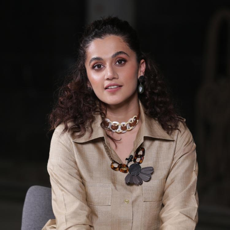Taapsee Pannu on nepotism & getting replaced in films by starkids: People felt I won't last long; I had cried