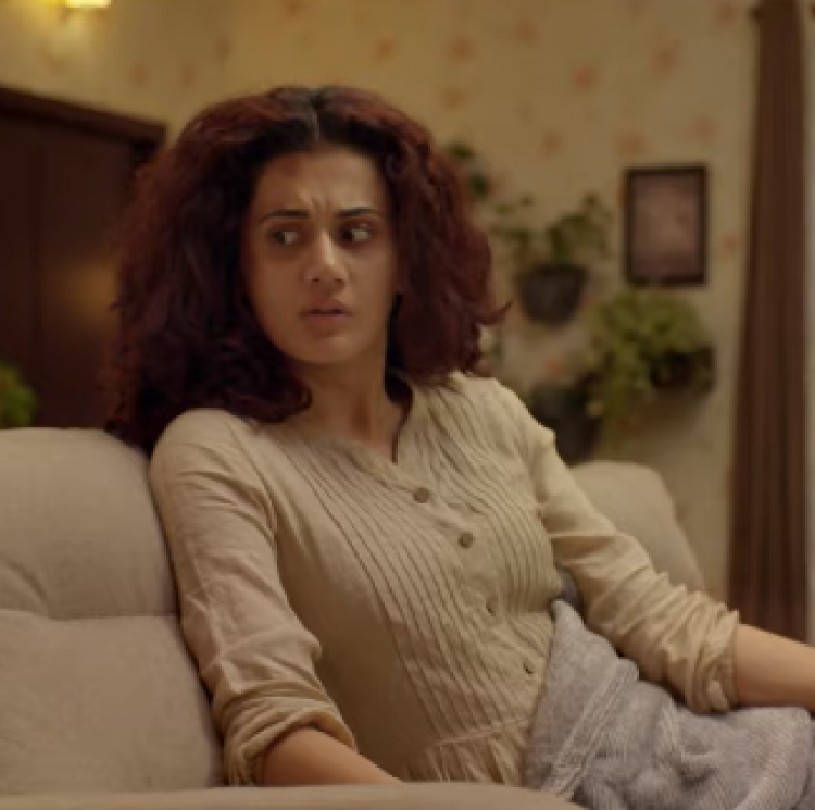 News,Taapsee Pannu,Game Over