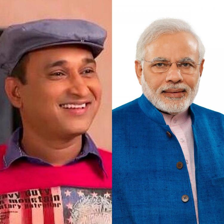 Taarak Mehta Ka Ooltah Chashmah: Did you know Mayur Vakani is also a sculptor and once made PM Modi's statue?