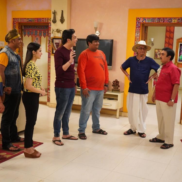 Taarak Mehta Ka Ooltah Chashmah: Gokuldham society on cloud nine post Tapu Sena's special surprise