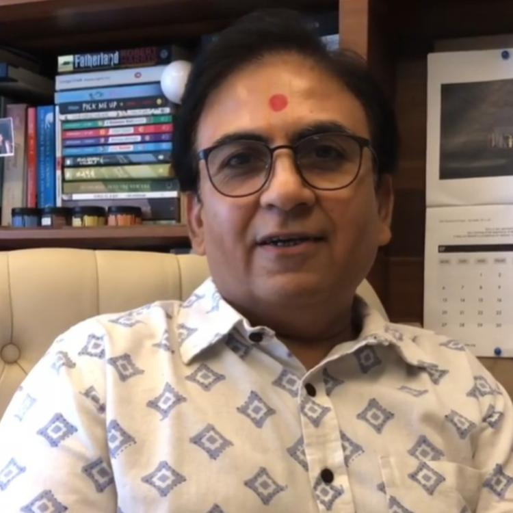 Taarak Mehta Ka Ooltah Chashmah's Dilip Joshi aka Jethalal joins Instagram; Here's his FIRST 'special' post