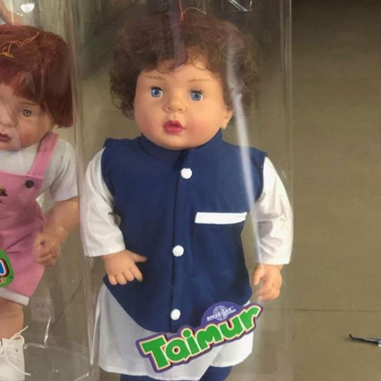 Throwback: When Taimur Ali Khan's doll ruled the markets and left the audience in awe