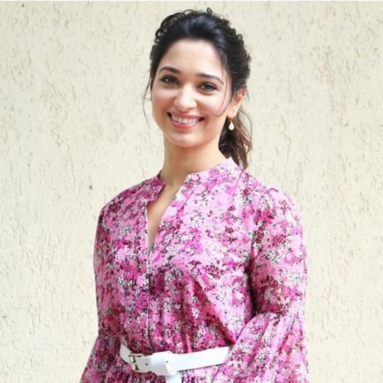 Tamannaah Bhatia tests positive for COVID 19 in Hyderabad