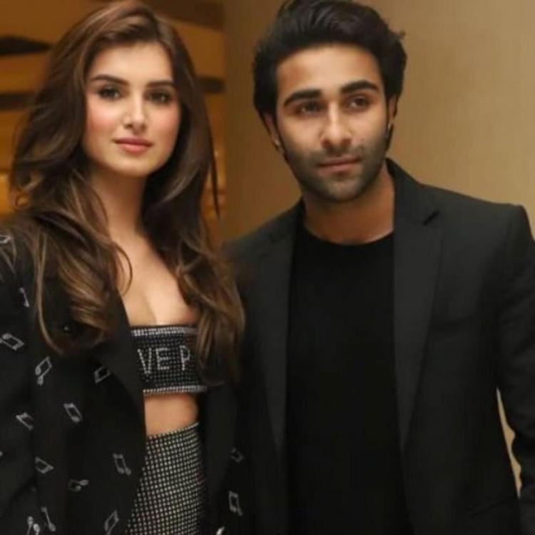 Tara Sutaria & Aadar Jain make their relationship official; Confess love for the first time on social media
