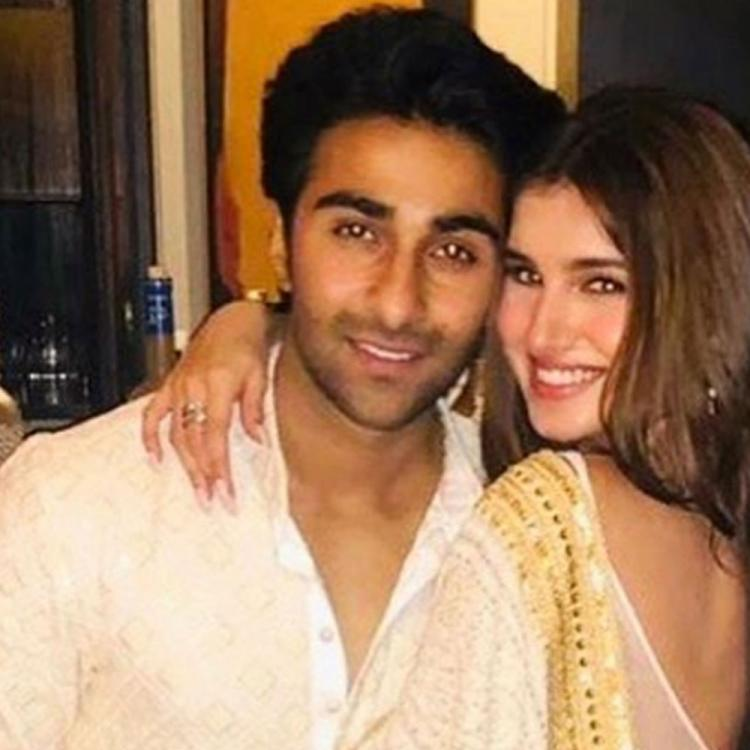 Tara Sutaria showers birthday love on her 'favourite person' Aadar Jain: Ever thine, ever mine, ever ours