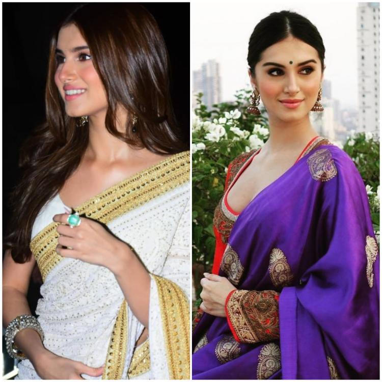 5 Times Tara Sutaria looked like a 'desi kudi' & stole our hearts with her gorgeous desi outfits