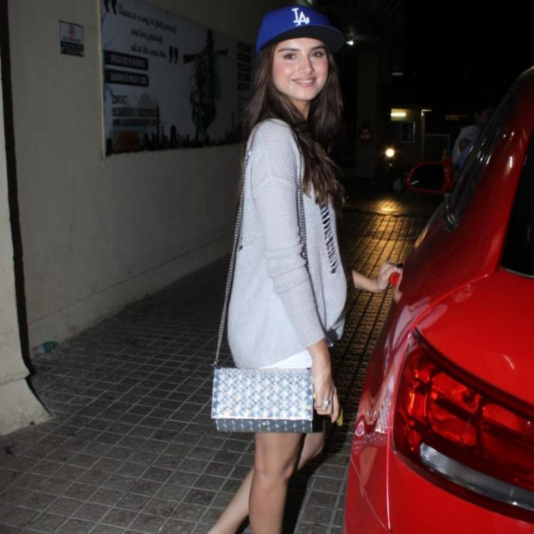 Tara Sutaria unleashes her swag mood as she goes out for a movie