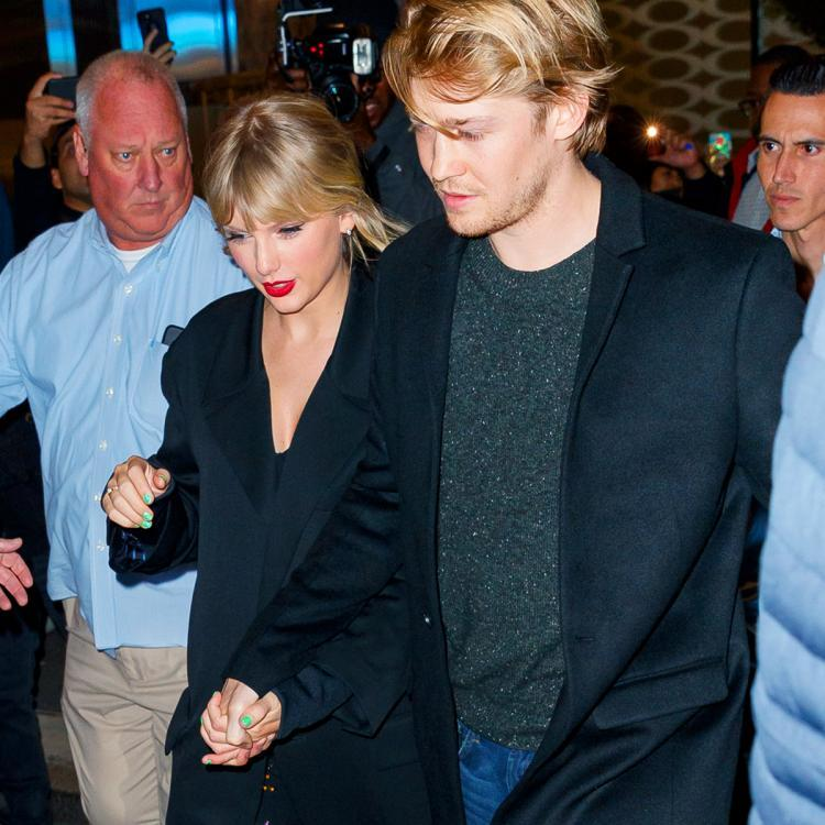 Joe Alwyn Finally Opens Up On Dating Taylor Swift And The Love Songs She Dedicates To Him Pinkvilla