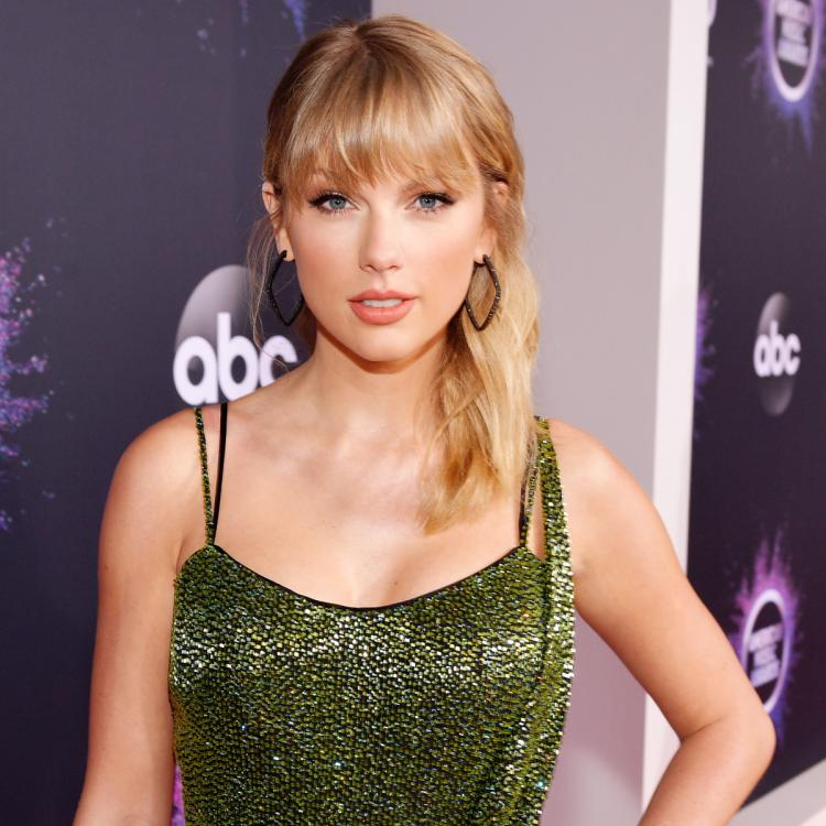 Taylor Swift reveals she's been cutting her own hair amidst pandemic