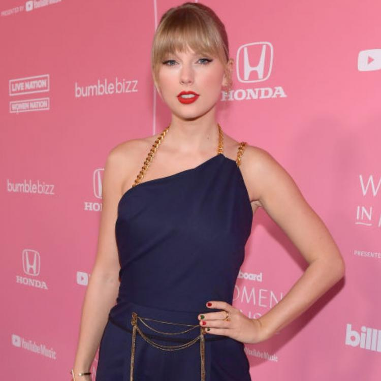 Taylor Swift to become first female to win Global Icon recognition at 2021 Brit Awards.