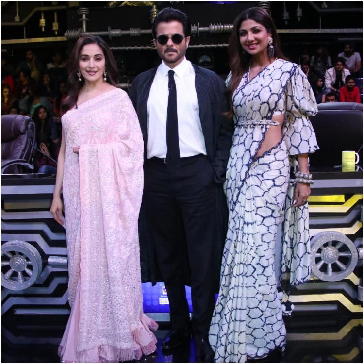 anil kapoor,Madhuri Dixit,Sony Tv,Total Dhamaal,super dancer chapter 3