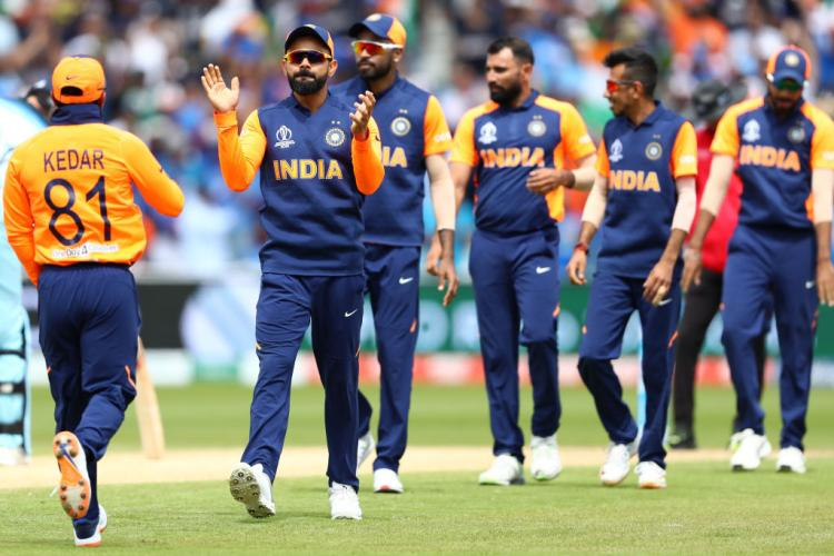 ICC World Cup 2019: Disagreements between ICC and Team India's Management over security; Read on