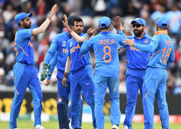 India's tour to West Indies: Full schedule