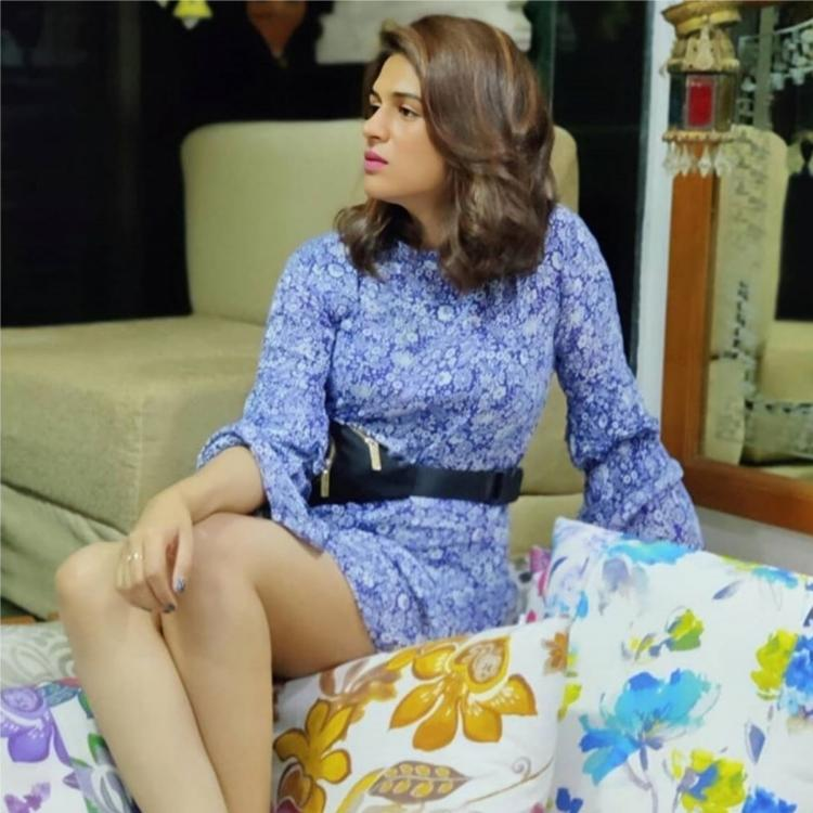 Telugu Bigg Boss 4: Shraddha Das rubbishes rumours about her participation; Says she was not even approached