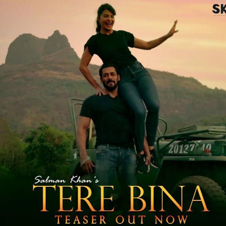 Tere Bina: Salman Khan shares the teaser of his romantic track & wishes every mom a Happy Mother's Day; WATCH