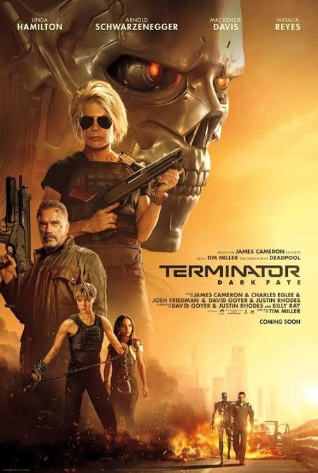 Terminator: Dark Fate is slated to release in India on November 1, 2019.