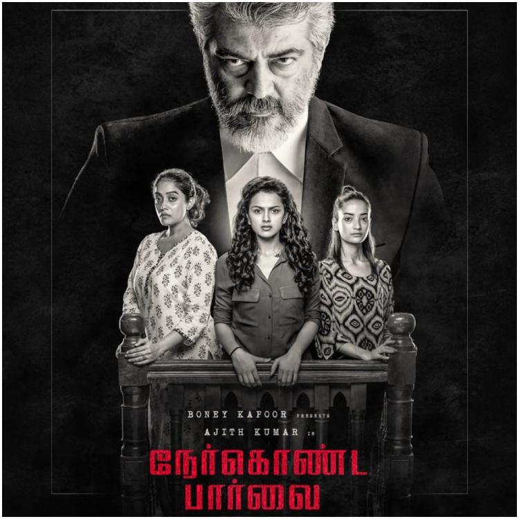 Nerkonda Paarvai: Thala Ajith's look from Pink's Tamil remake LEAKED; Check it out