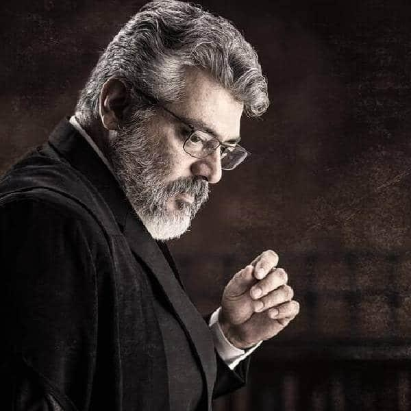 Nerkonda Paarvai: Fans go crazy for Thala Ajith, trailer crosses 8 million views