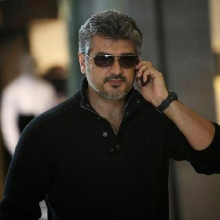 Thala Ajith to be back on social media? Here's what the actor has to say