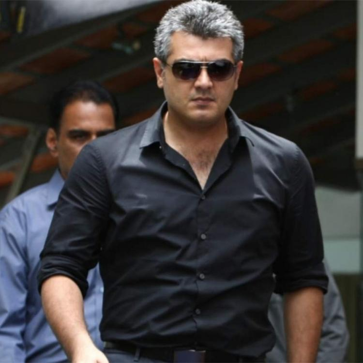 Thala Ajith's Valimai Makers of H Vinoth directorial to restart the shooting this month