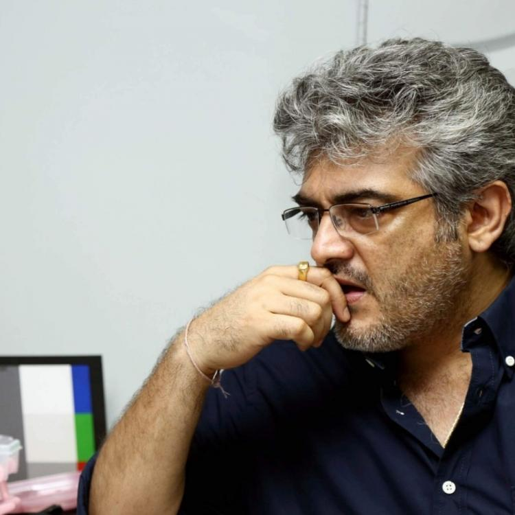 Thala Ajith's Valimai team not to resume shooting until COVID 19 situation is well handled? Find out