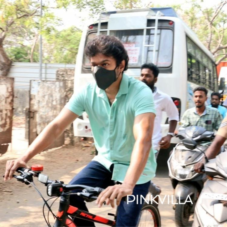 South Newsmakers Of The Week: Thalapathy Vijay cycling to the polling booth to Allu Arjun's teaser from Pushpa