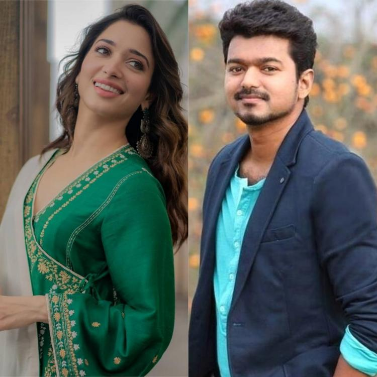 Thalapathy 65: Tamannaah Bhatia to play the leading lady in the AR Murugadoss directorial?