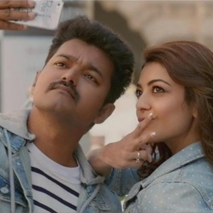 Thalapathy Vijay goofing around on the sets of Jilla in this BTS VIDEO cannot be missed; Watch