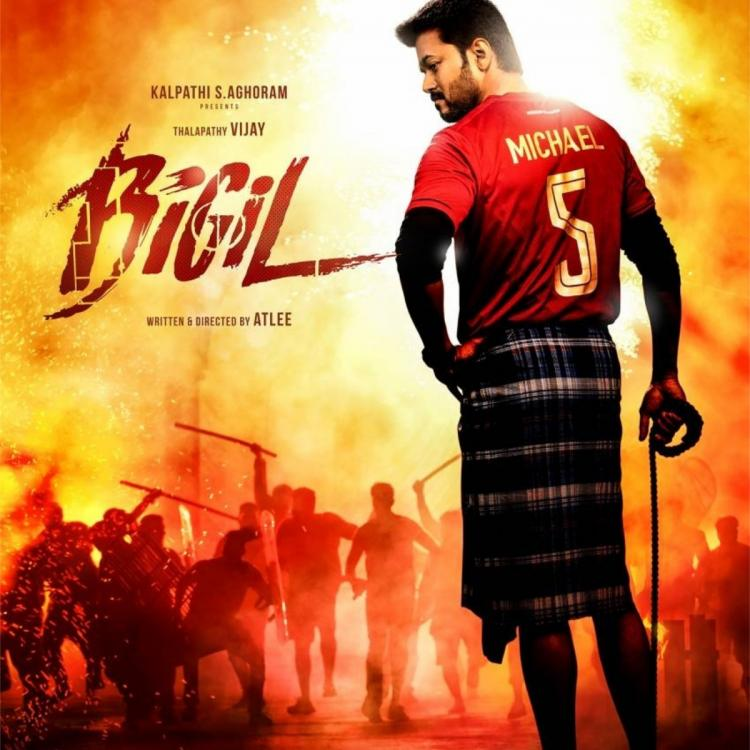 Thalapathy Vijay's Bigil Archana Kalpathi clears the air after rumours surfaced about the film's loss