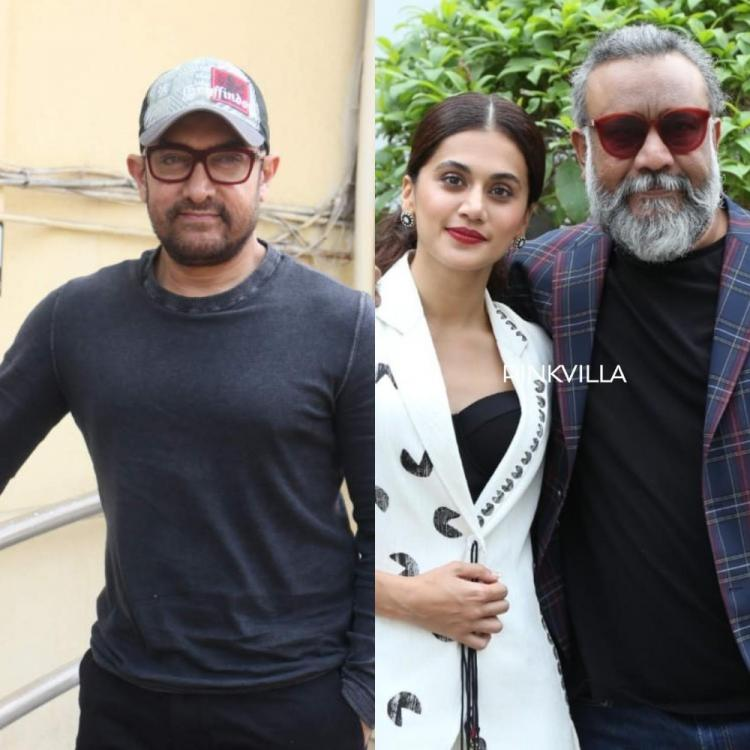 Thappad: Aamir Khan shares the trailer and wishes Taapsee Pannu, Anubhav Sinha, writer Mrunmayee for the film