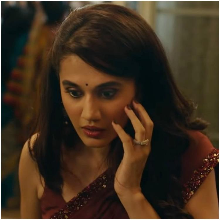 Thappad Twitter Review: Fans impressed by Taapsee Pannu's performance & Anubhav Sinha's take on domestic abuse