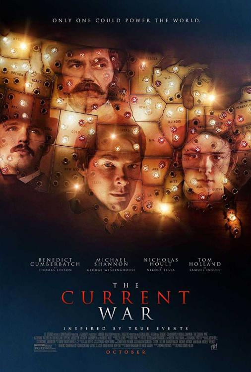 The Current War Review: Benedict Cumberbatch & Michael Shannon's film is too short circuited to be enjoyed
