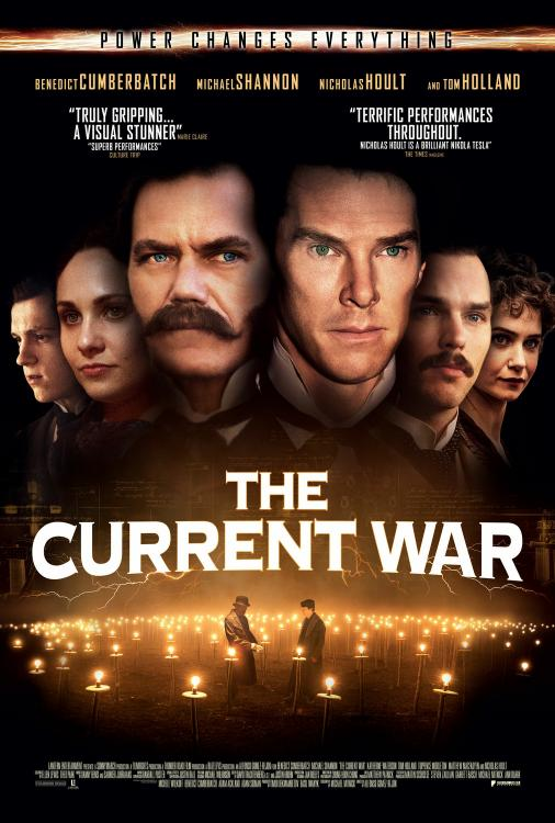 The Current War is slated to have a limited release on October 4, 2019, in the US.
