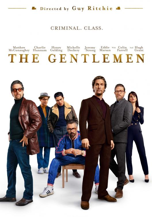 Directed by Guy Ritchie, The Gentlemen released in India today, i.e. January 31, 2020.