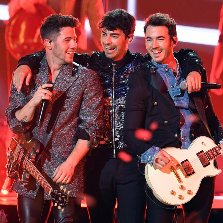 The Jonas Brothers release latest track I Need You Christmas